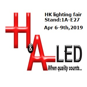 Hongkong lighting Fair Spring Edition : STAND: 1A-E27 ,April 6-9th