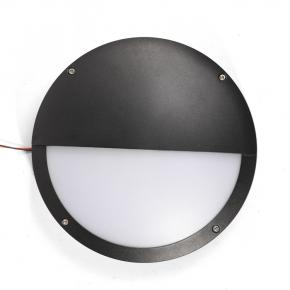 14W  D275X86mm LED Wall light- Half moon