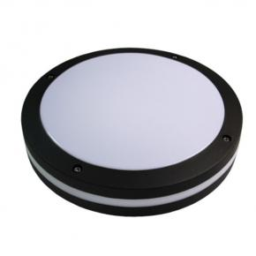IP65 Aluminium LED bulkhead Dia300mm 25W